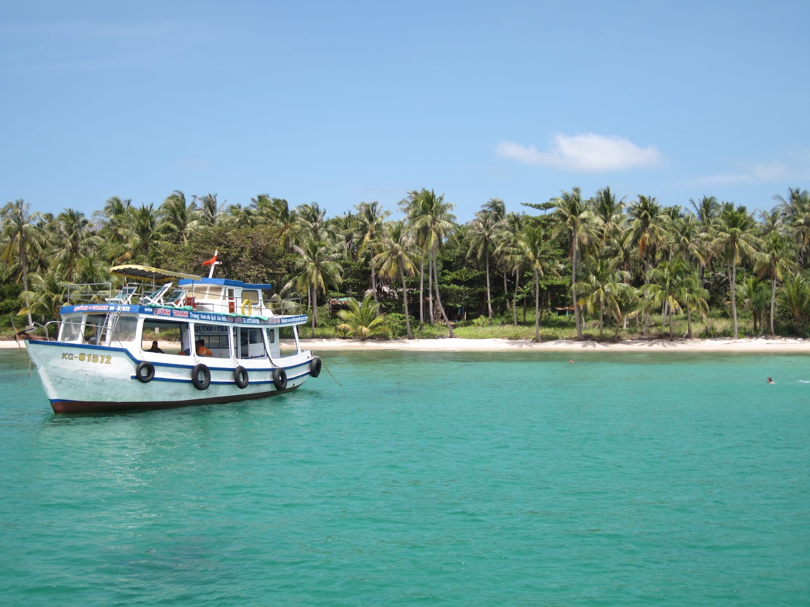 Ferry Southern Island, Phu Quoc