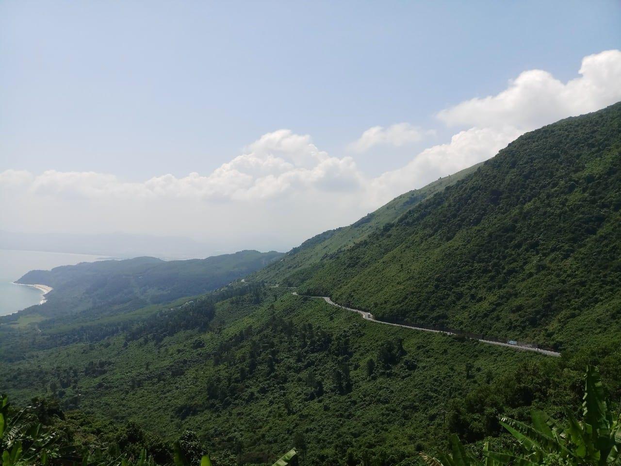 Hai Van Pass, Hue