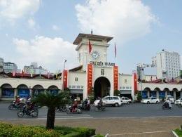 Ho Chi Minh City in January