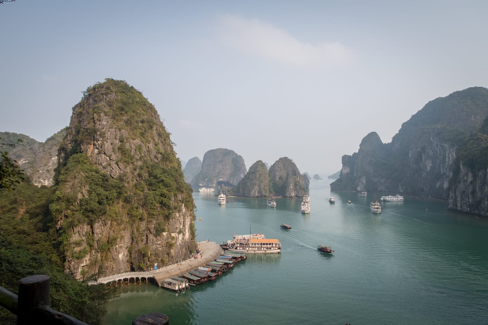 Sung Sot Cave- Ha Long Bay