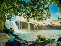 Dray Nur Waterfall, Dak Lak