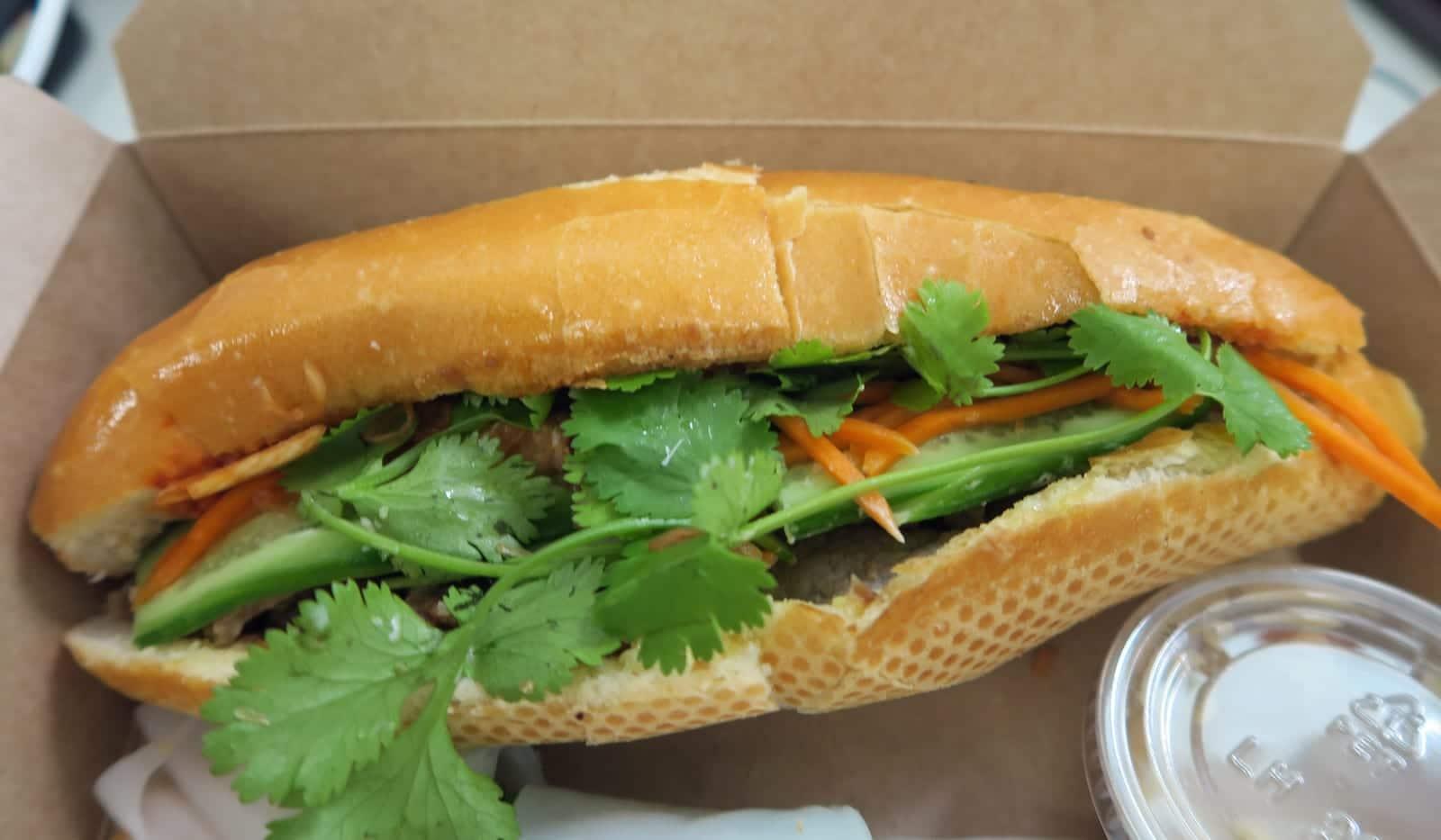 Pork Banh Mi, Vn