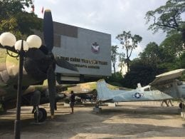 War Remnants Museum in HCMC