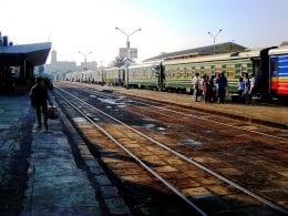 Nha Trang Train Station Vietnam
