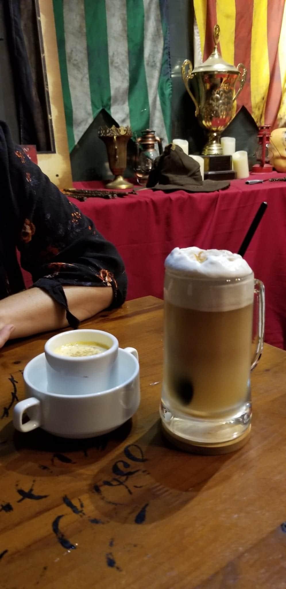 Butter Beer Harry Potter Cafe Hanoi Vietnam