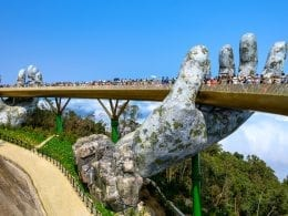 Sun World Ba Na Hills in Da Nang