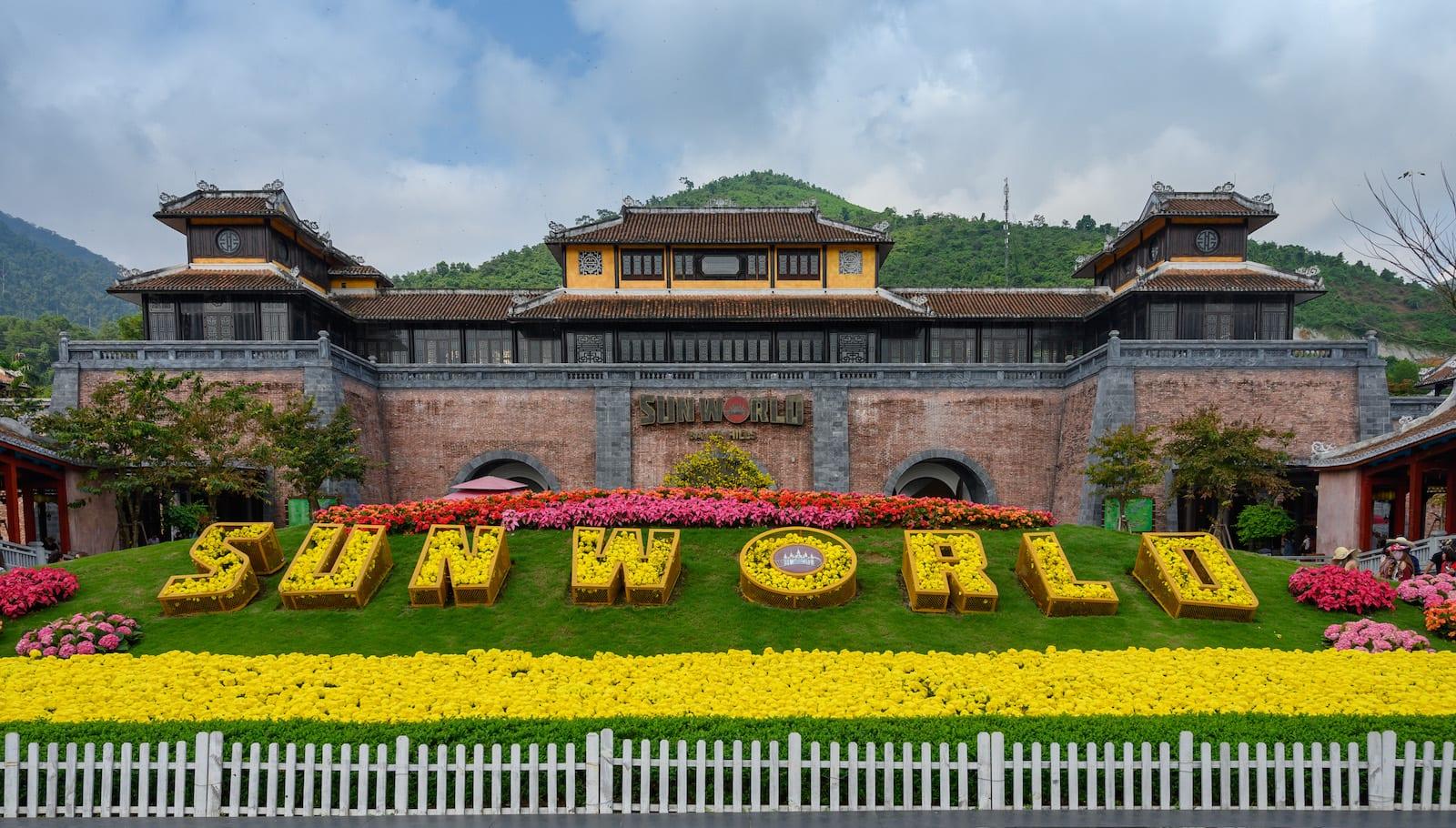 Sun World Ba Na Hills in Da Nang