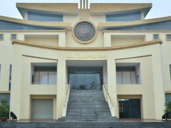 Artillery Museum in Ha Noi