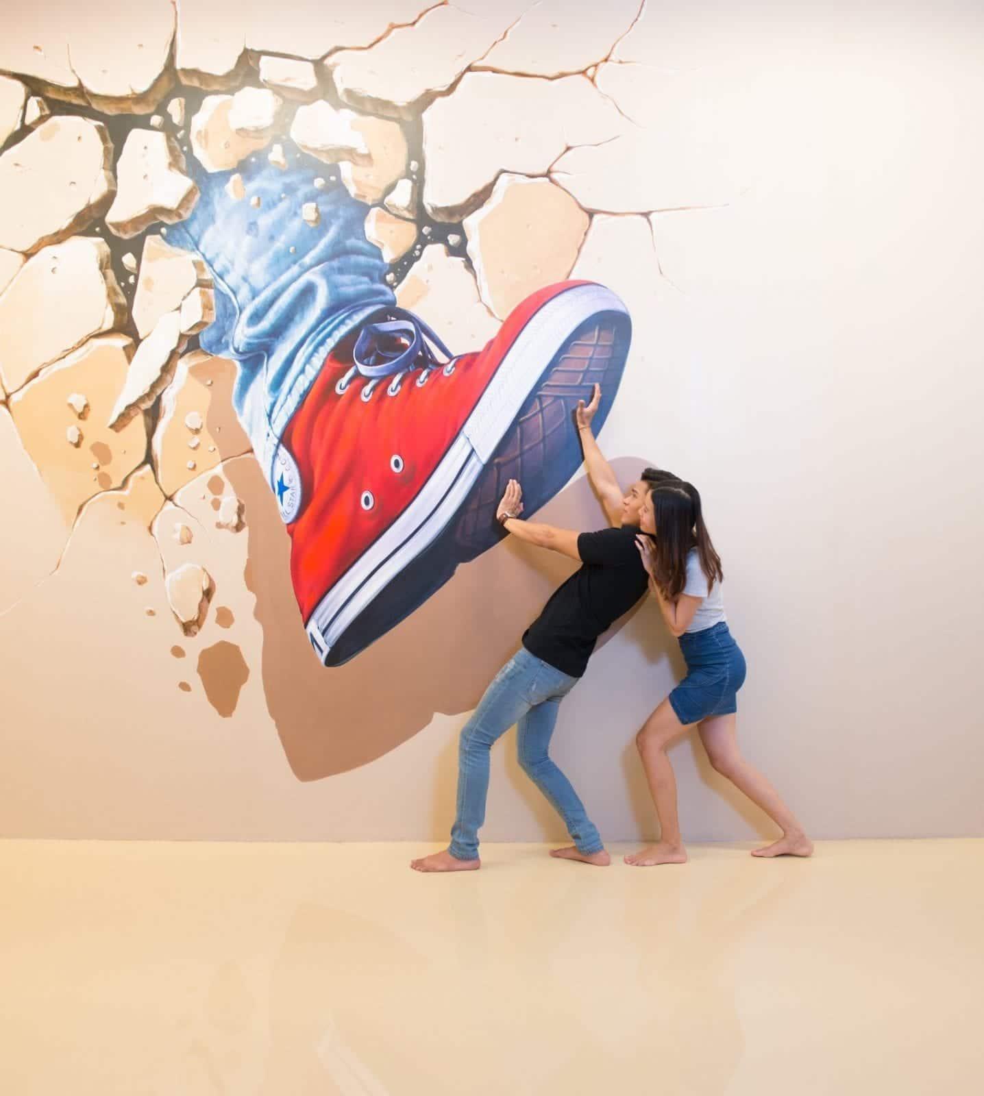 Artinus - 3D Art Gallery in Ho Chi Minh