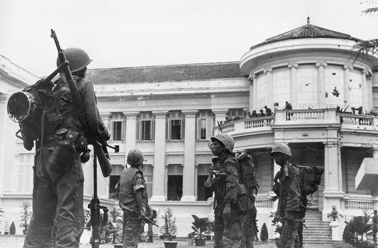 Ho Chi Minh Museum Saigon