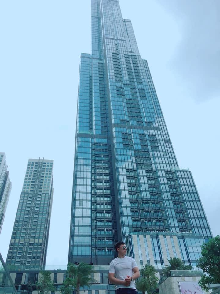 Landmark 81 in HCMC