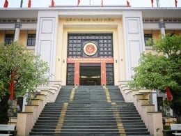 Logistics Museum in Ha Noi