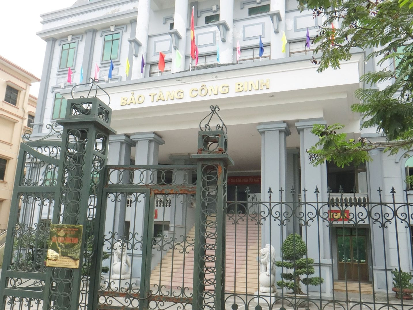 Museum of Engineering in Ha Noi
