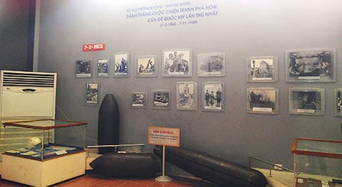 Museum of the Air-Air Force in Ha Noi