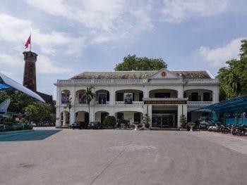 Vietnam Military History Museum in Ha Noi