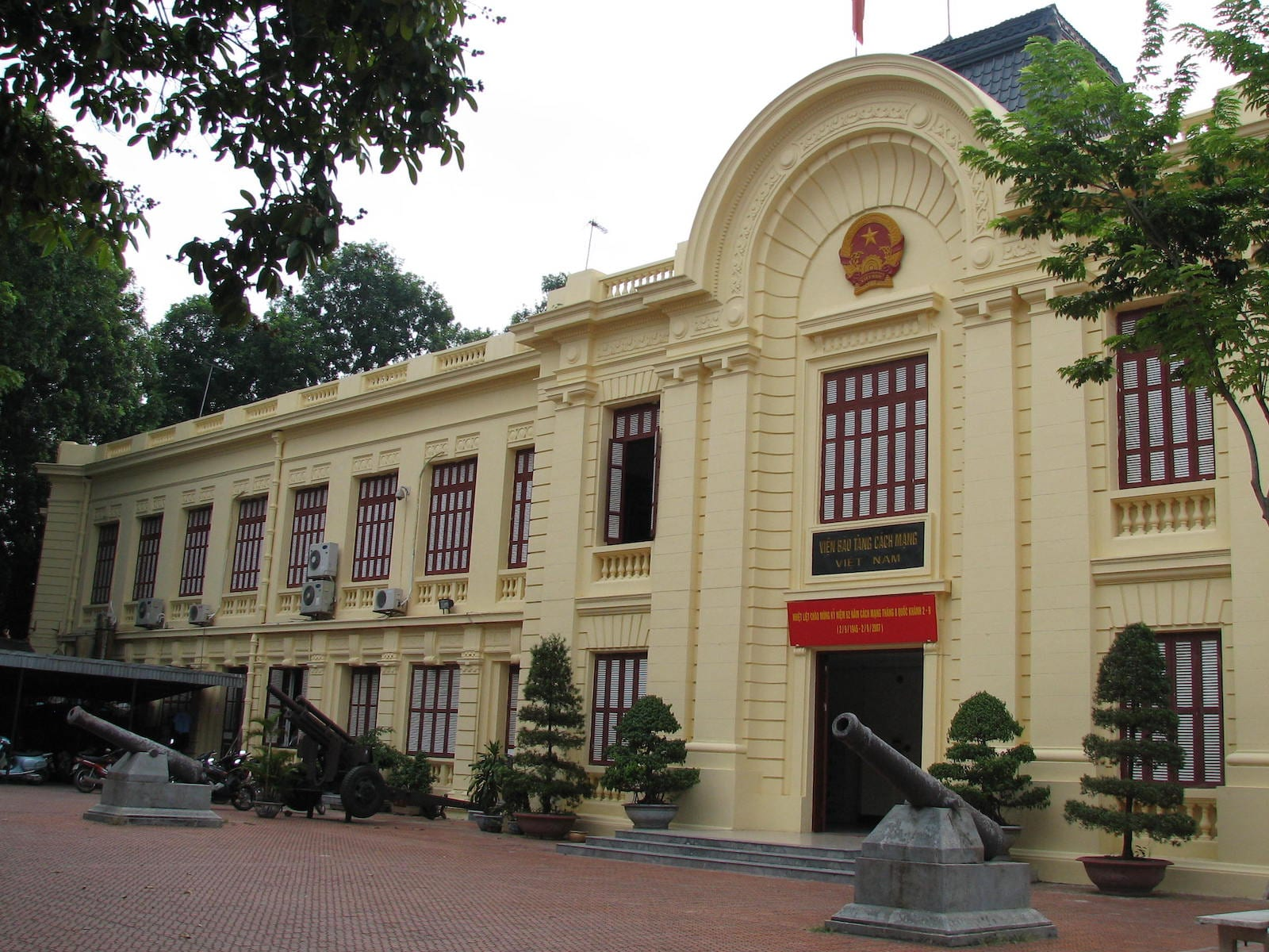 Vietnam Museum of Revolution, Hanoi