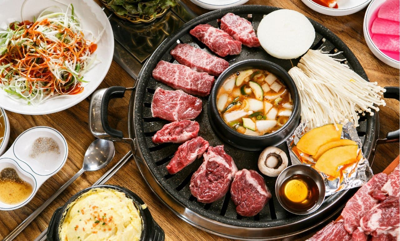 VinWonders Nha Trang BBQ Chingu Restaurant