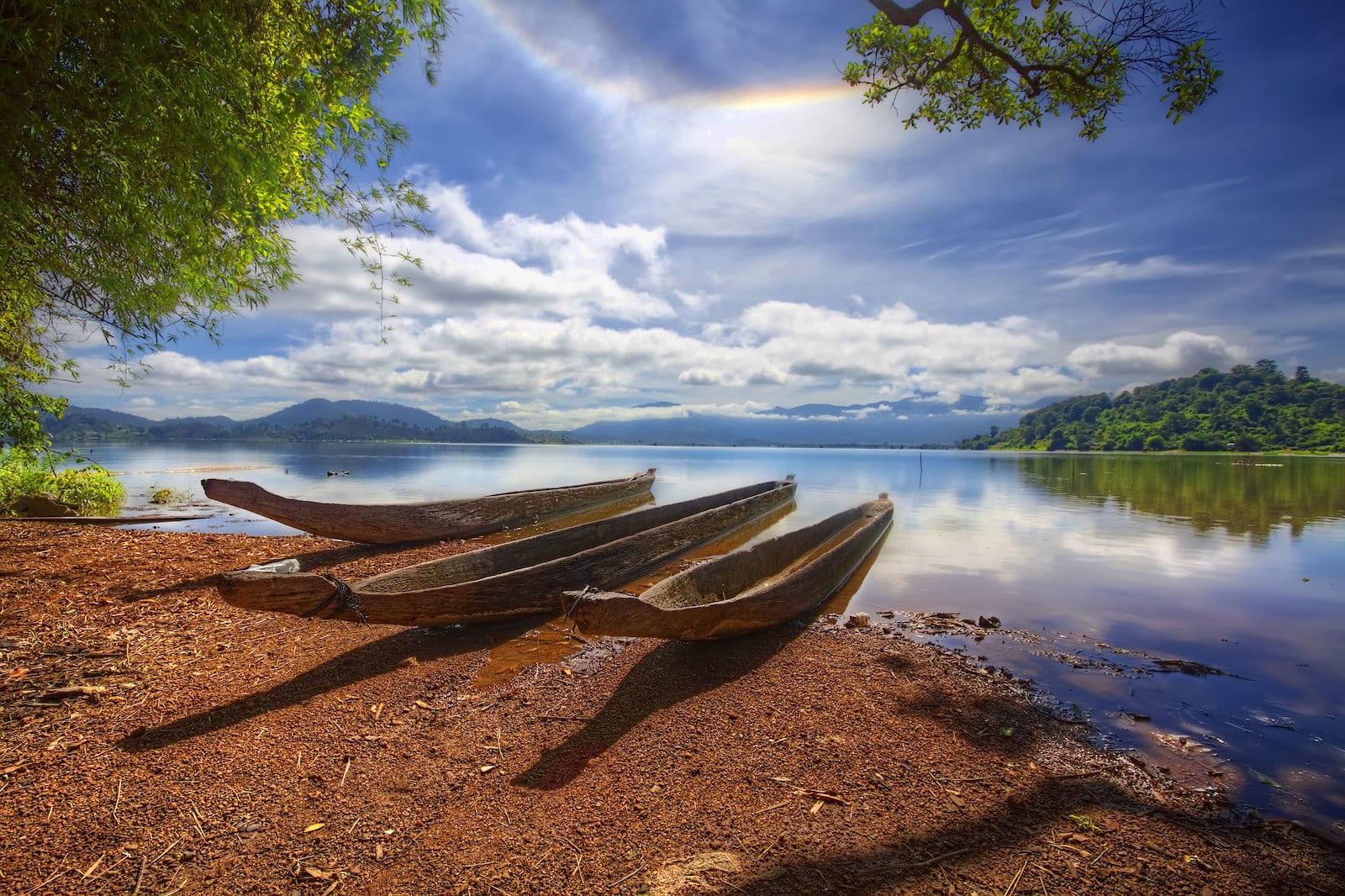 Lak Lake, Dak Lak Province