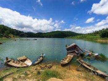 Tuyen Lam Lake, Lam Dong Province