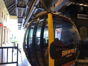 Ba Na Hills Gondola Ride Vietnam