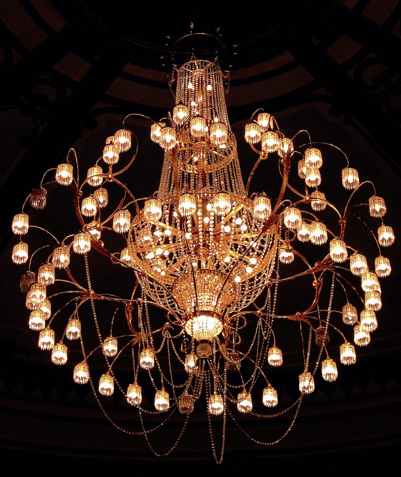 Hanoi Opera House Chandelier