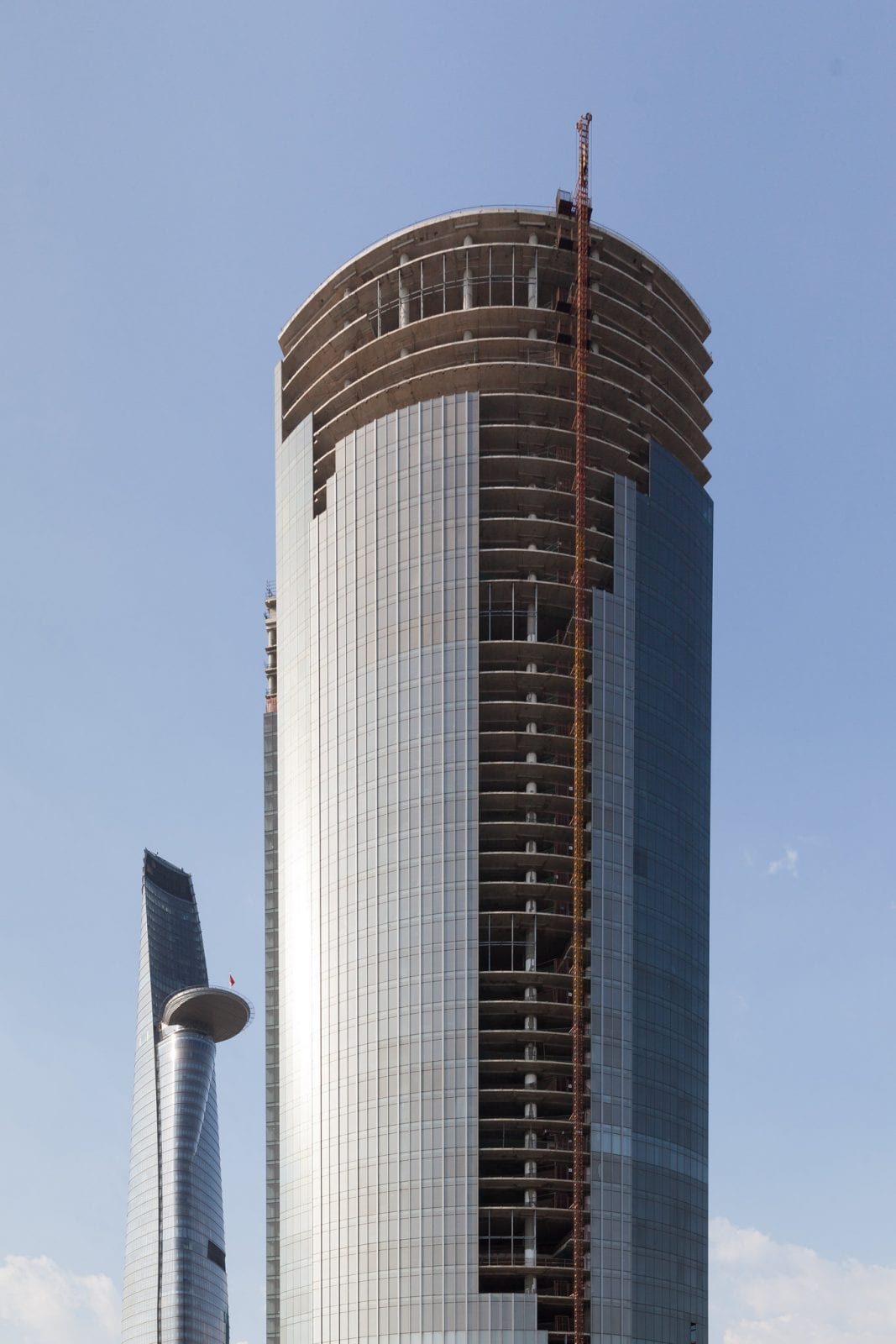 image of the Saigon One Tower in Vietnam