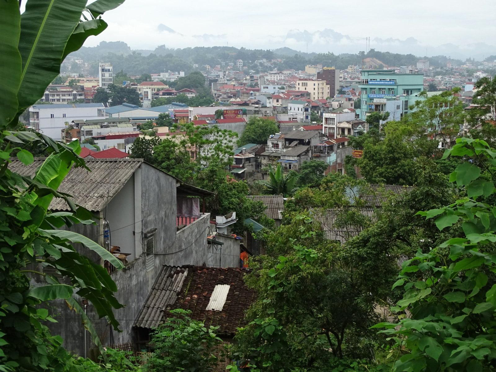 Image of Cao Bang City in Vietnam