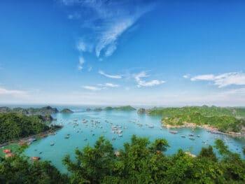 Lan Ha Bay Cát Bà Island Vietnam