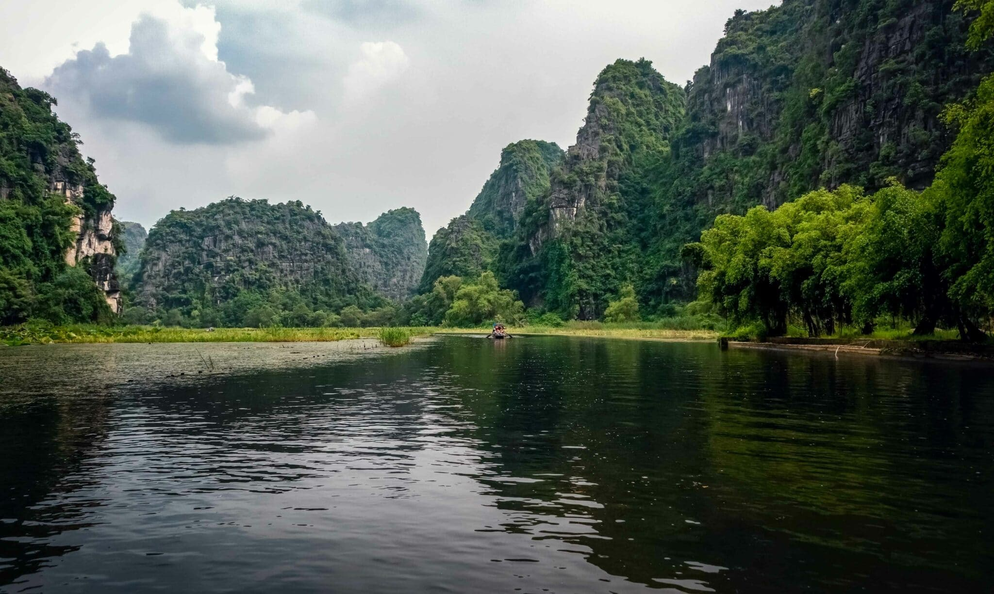Ngo Dong River Cuc Phuong National Park Vietnam