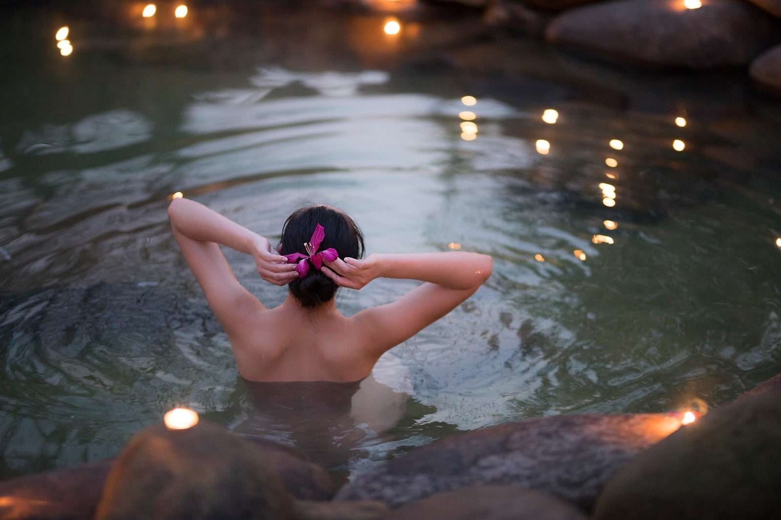 Image of a woman at the Alba Wellness Valley by Fusion in Vietnam