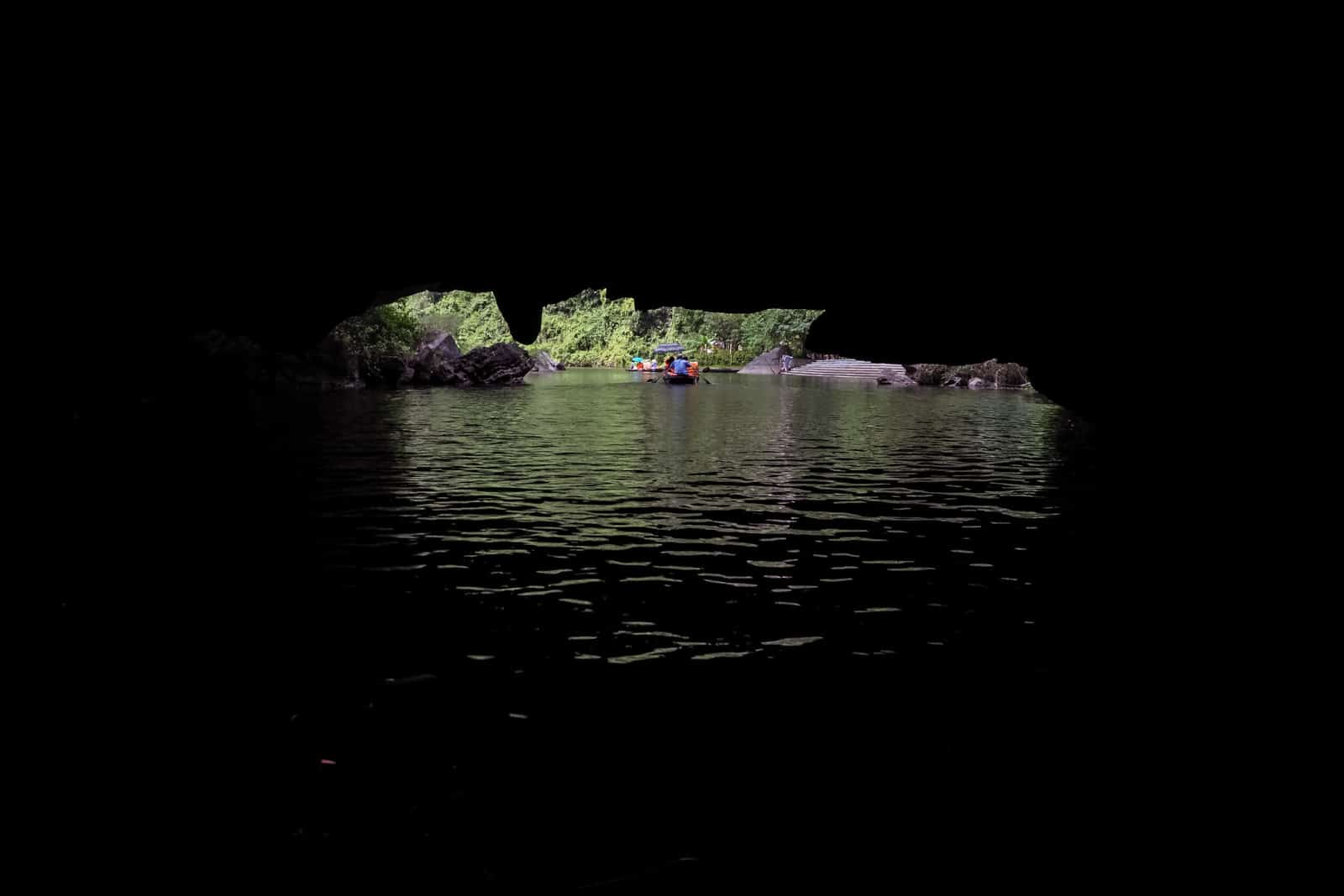 Image of the Trang An Grottoes in Vietnam