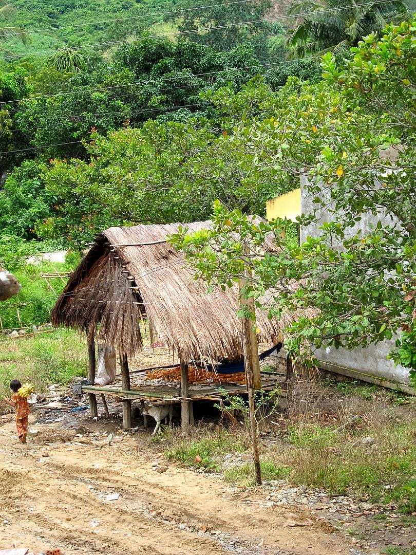 Ethnic Village in Phuoc Bình National Park Vietnam
