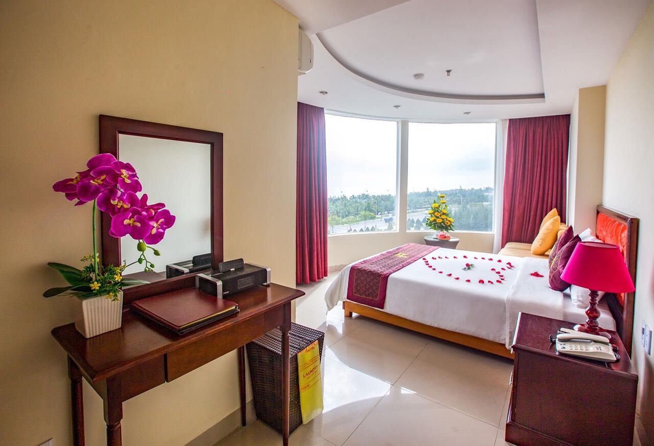 Room of Grand Mango Hotel Danang