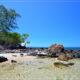 Beach in Phu Quoc National Park Vietnam
