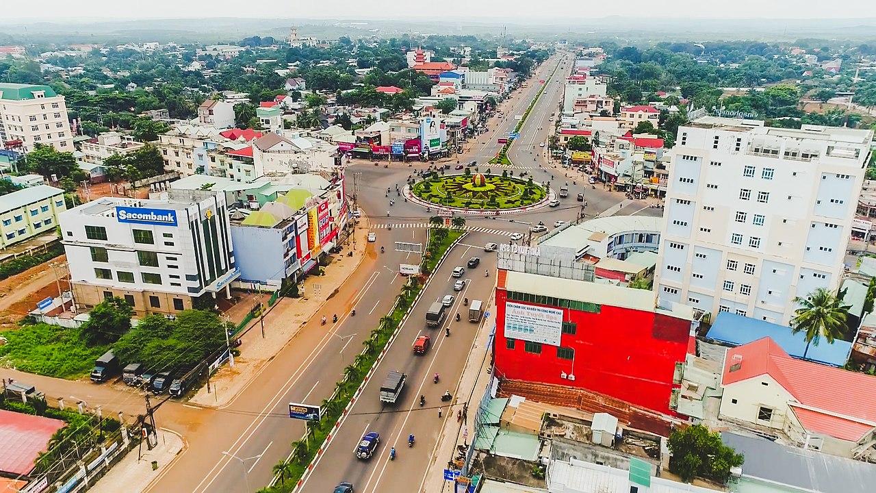Dong Xoai Vietnam