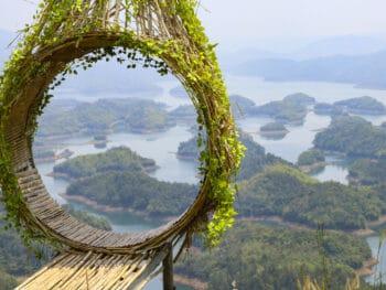Tà Dùng Lake and National Park Vietnam