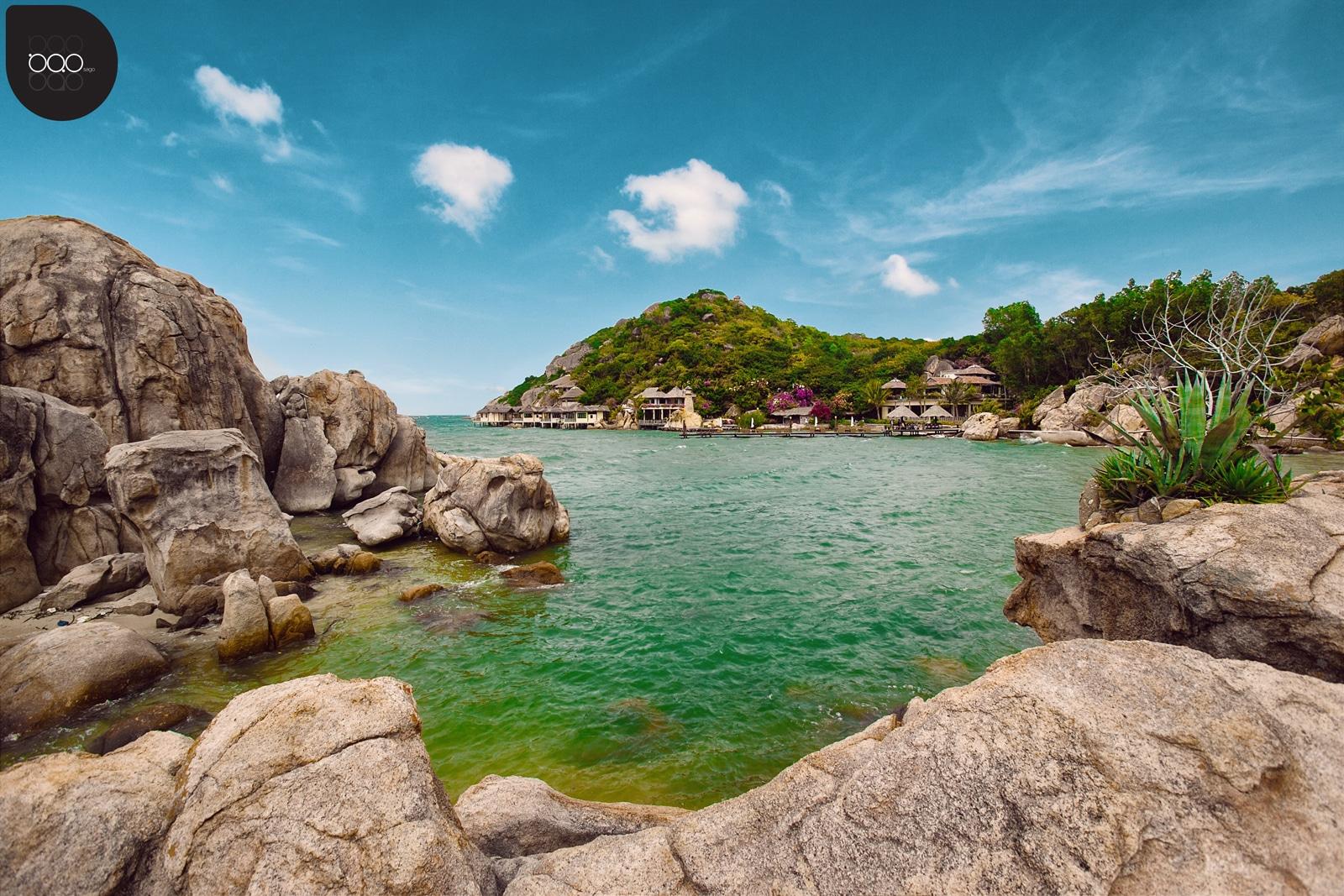 Ngoc Suong Resort in Cam Ranh Vietnam