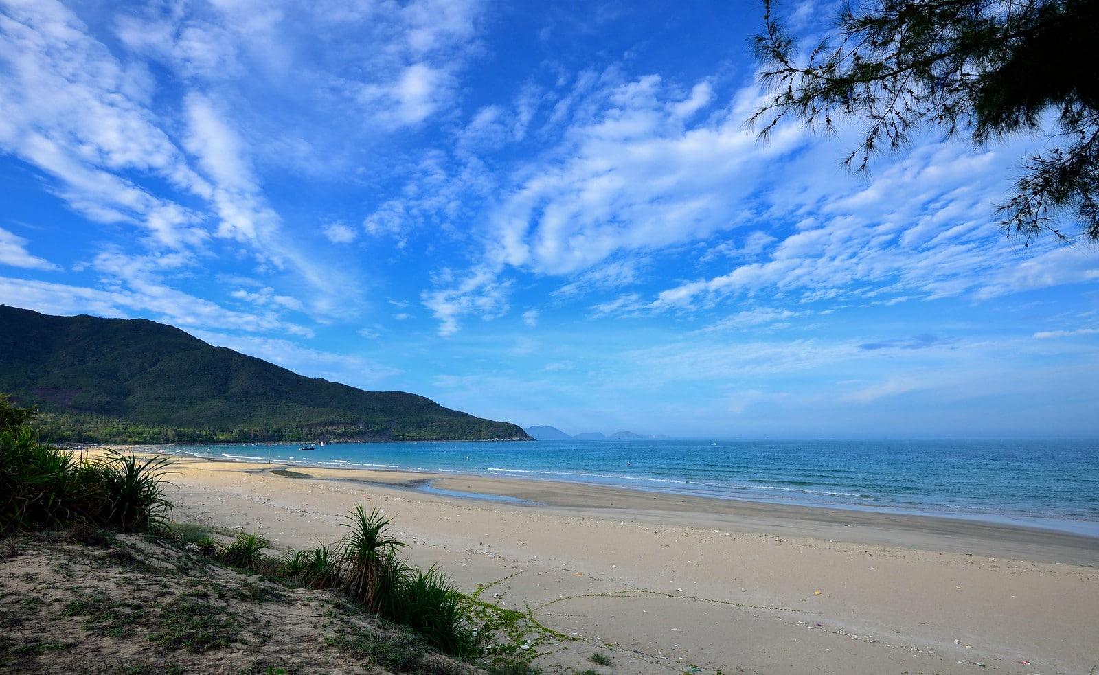 Bai Dai Beach in Cam Ranh Vietnam