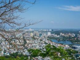 City View of Vung Tau Southern Vietnam