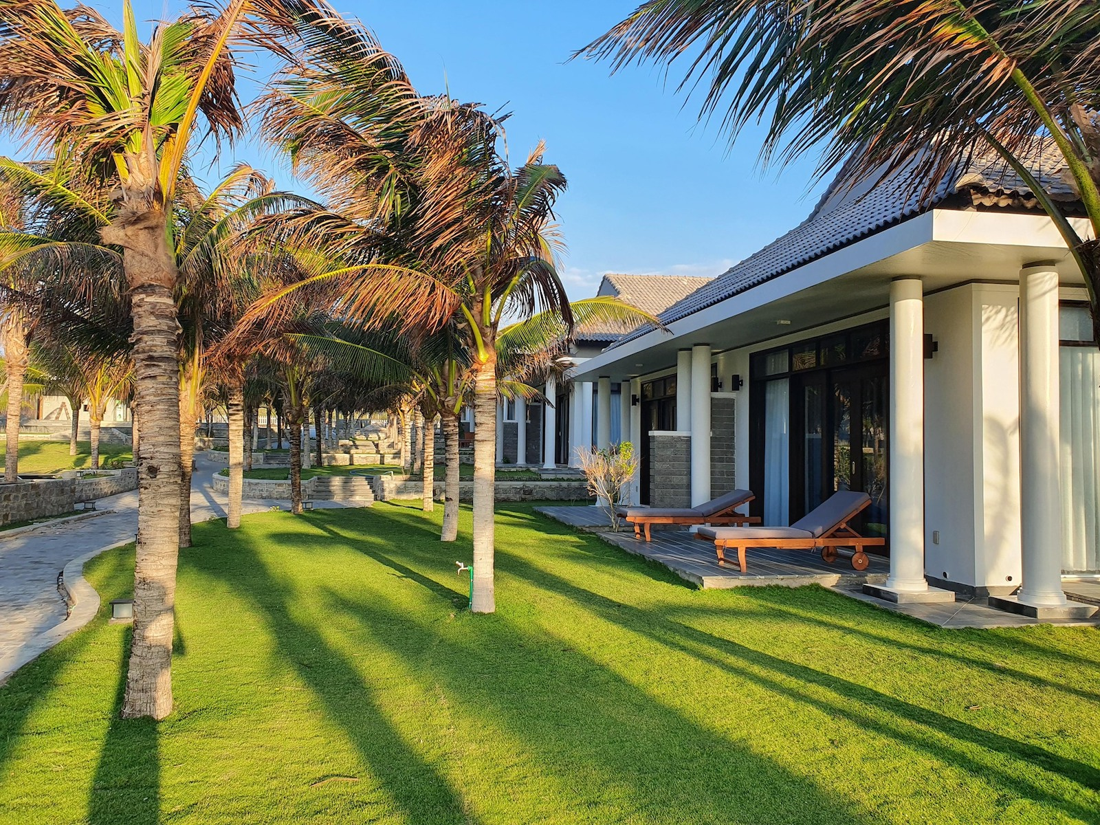 Image of an overnight accommodation at Starlight Villa Beach Resort and Spa in Phan Thiet, Vietnam
