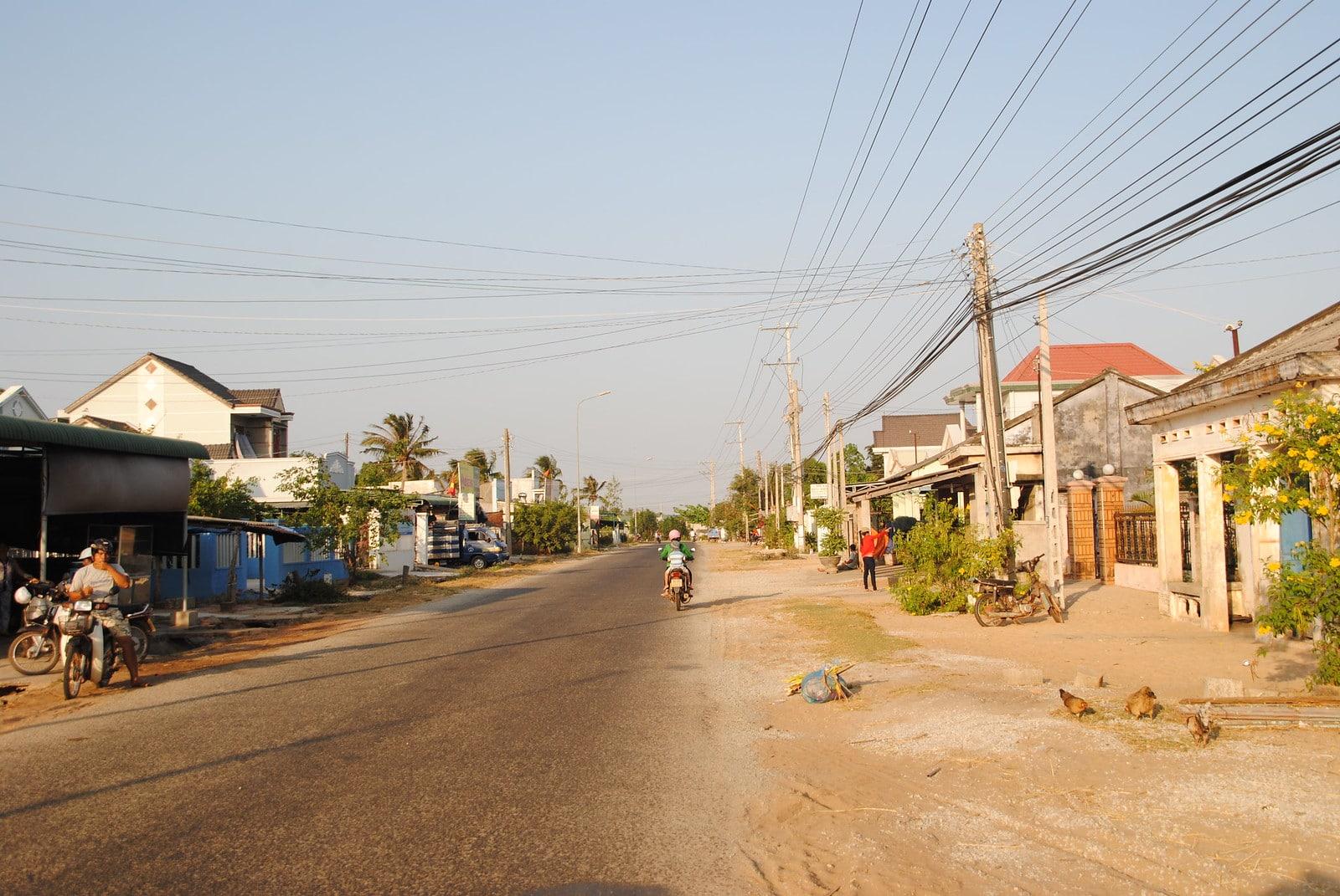Street View of La Gi Vietnam