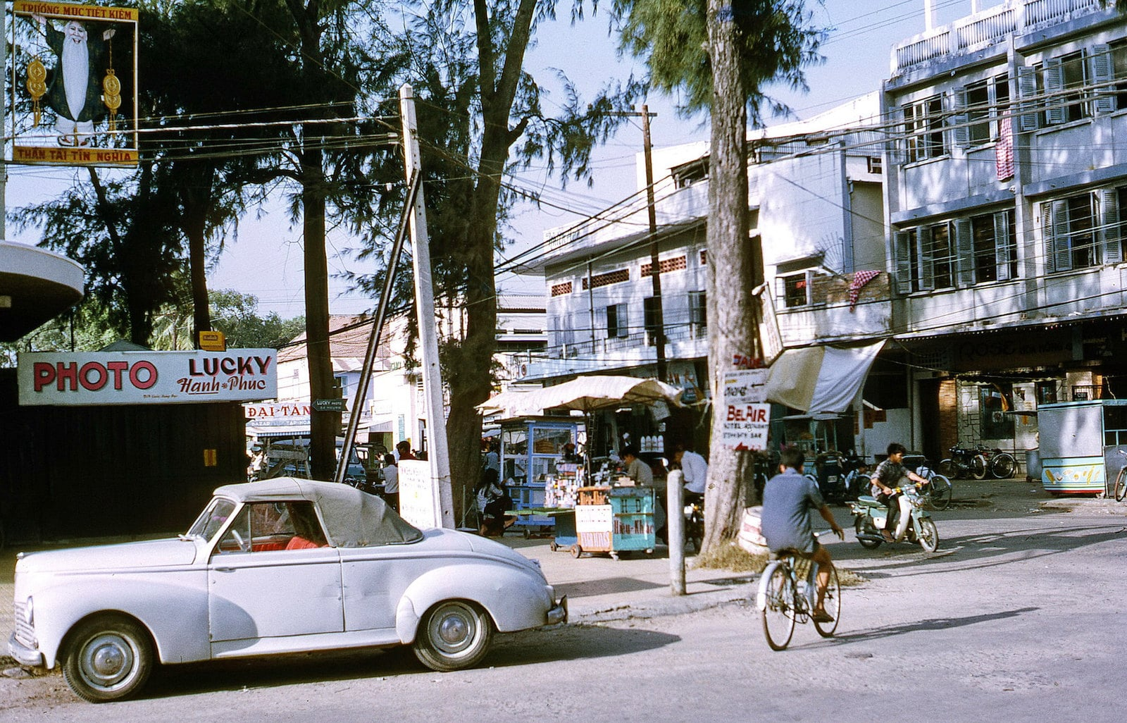 Image of Vung Tau in the 1970s