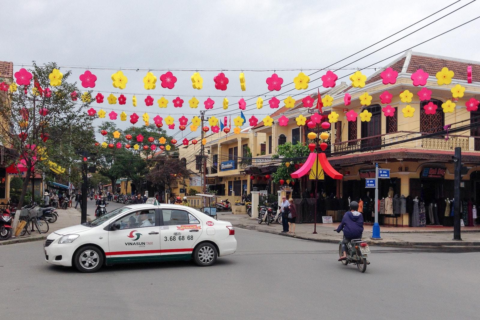 Tet in Hoi An