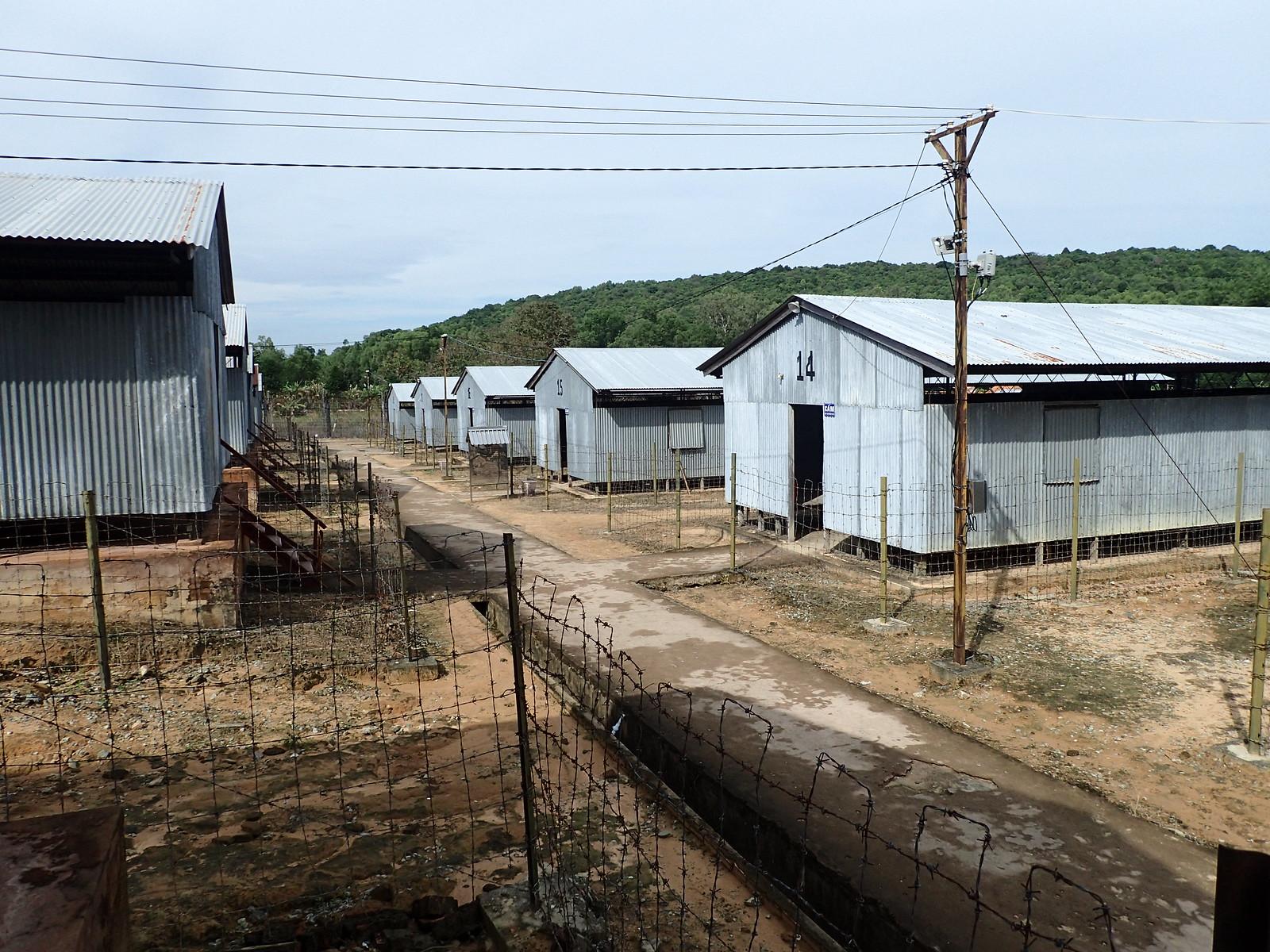 Phu Quoc Prison in Phu Quoc, Vietnam