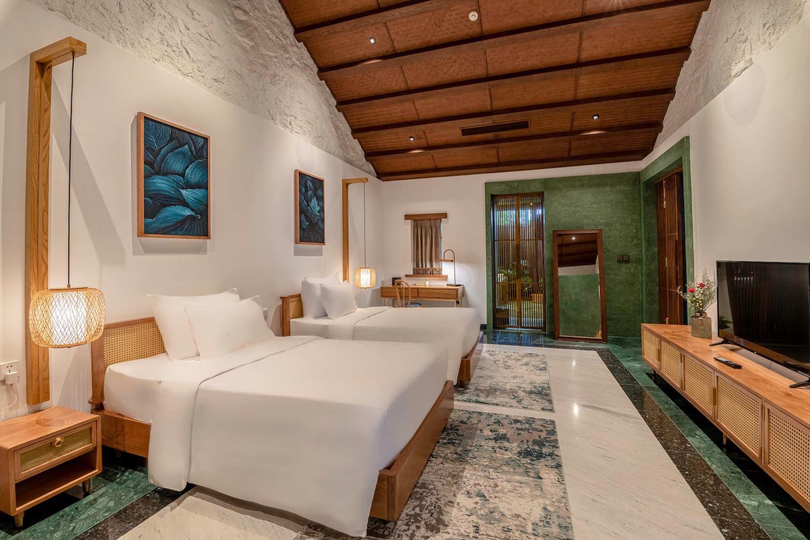 Image of The Secret Con Dao room in Vietnam