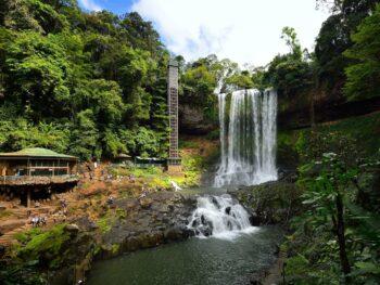 Dambri Waterfall