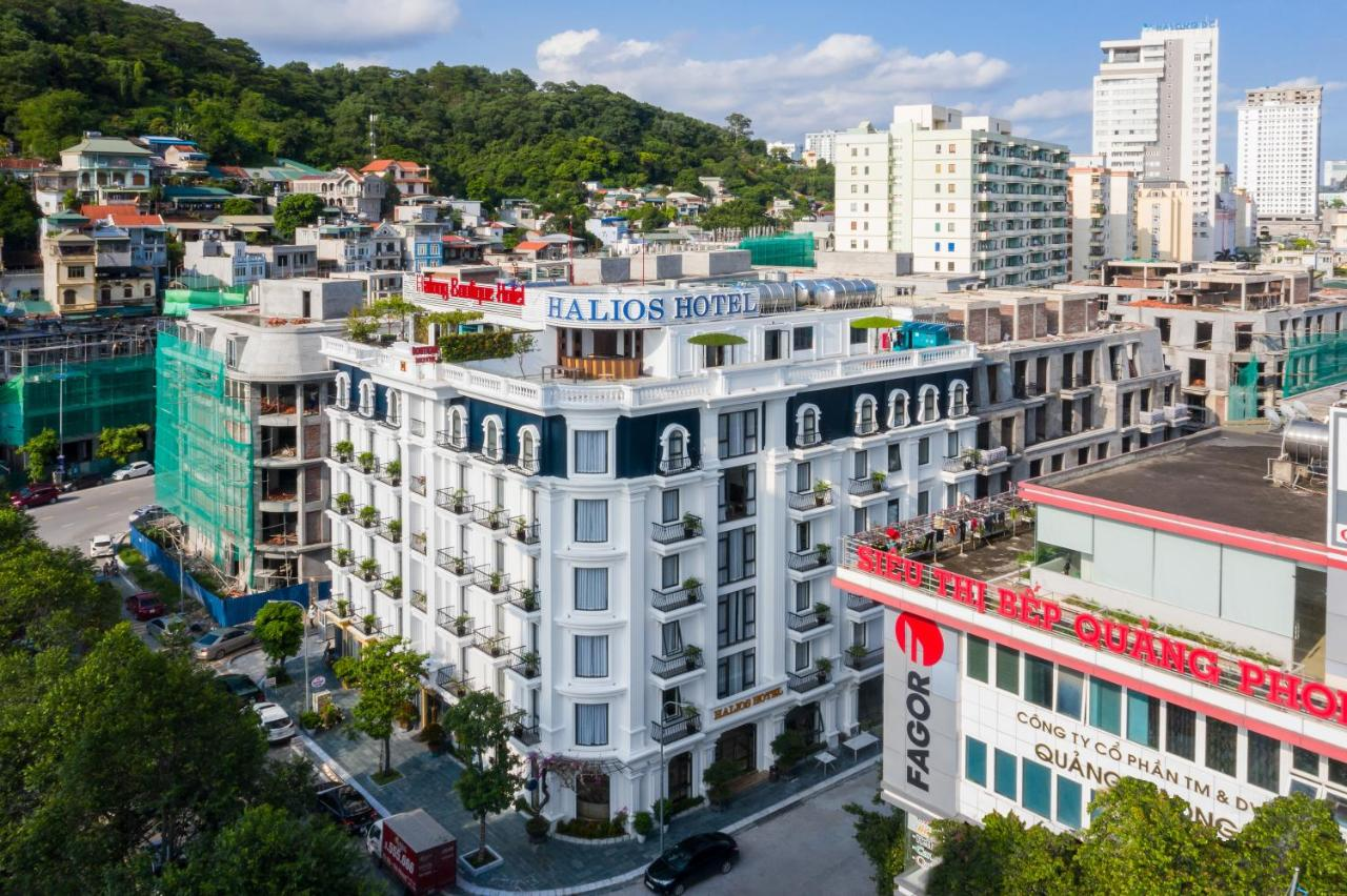 Halios Hotel Halong
