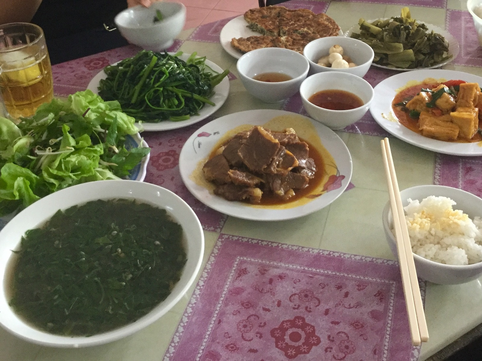 Lunch in Vinh