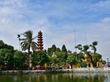 Tran Quoc Pagoda - Hanoi