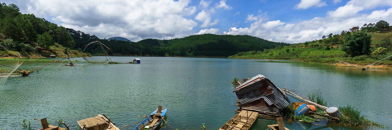 Tuyen Lam Lake, VN
